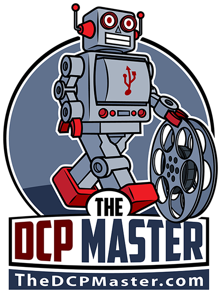 The DCP Master - Best Value in Digital Cinema Prints Since 2011