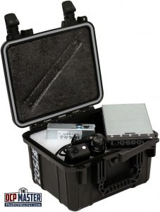 A Full DCP Exhibition Kit with a CRU Drive